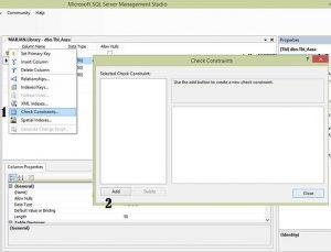 آموزش SQL Server – قسمت چهارم