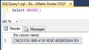 حالت های مختلف کد نویسی در sql server