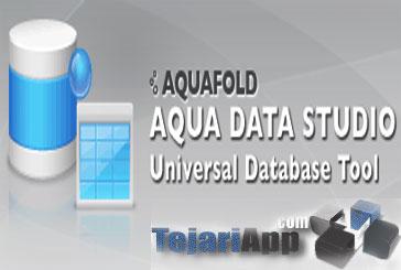 برنامه Aqua Data Studio