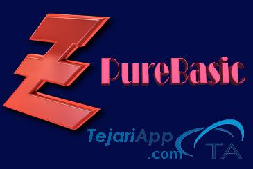 معرفی زبان برنامه نویسی PureBasic