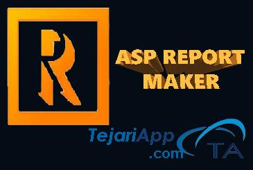 نرم افزار گزارشگیری ASP Report Maker