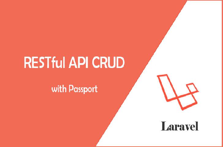 ساخت RESTful API در لاراول با Passport