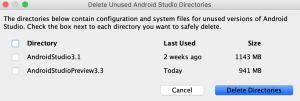 همه چیز درباره اندروید استودیو 3.3