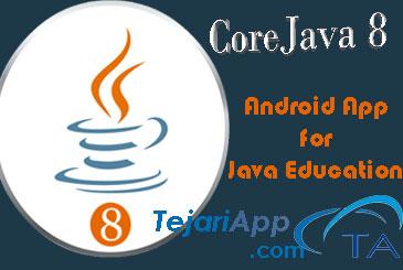 دانلود نرم افزار اندرویدی CoreJava 8 برای آموزش جاوا