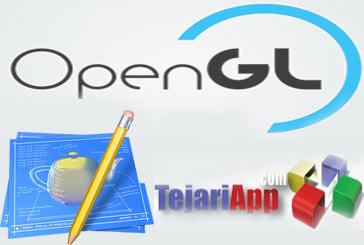 برنامه نویسی OPEN GL