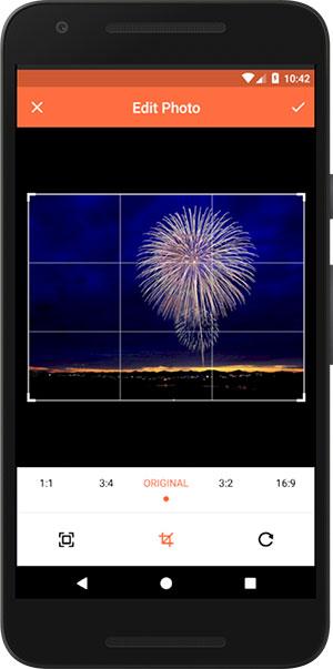 سورس ویرایشگر عکس برای Android با Kotlin