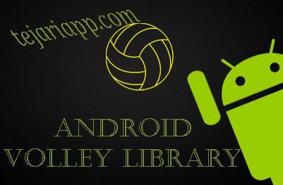 کتابخانه Volley در برنامه اندروید